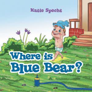 Award-Winning Children's book — Where Is Blue Bear?