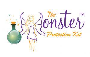 Award-Winning Children's book — The Monster Protection Kit