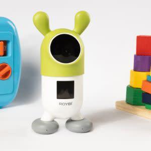 Award-Winning Children's book — Roybi Robot