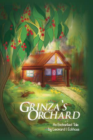 Award-Winning Children's book — Grinza's Orchard