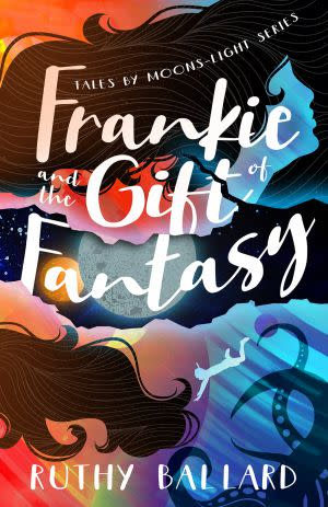 Award-Winning Children's book — Frankie and the Gift of Fantasy
