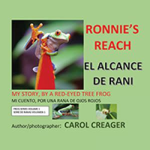 Award-Winning Children's book — Ronnie's Reach