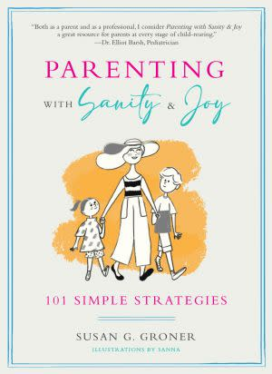 Award-Winning Children's book — Parenting with Sanity and Joy