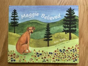 Award-Winning Children's book — Maggie Believed