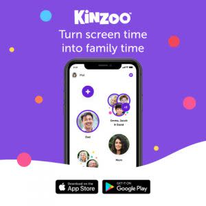 Award-Winning Children's book — Kinzoo