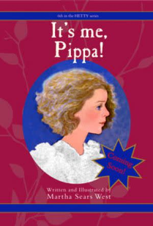 Award-Winning Children's book — IT'S ME, PIPPA!
