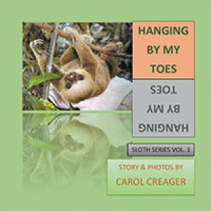 Award-Winning Children's book — Hanging By My Toes