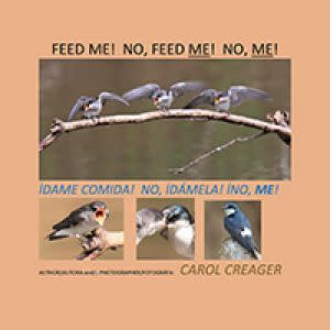 Award-Winning Children's book — Feed Me! No, Feed Me! No, Me!