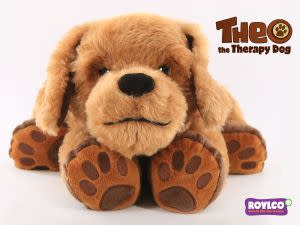 Award-Winning Children's book — Theo the Therapy Dog
