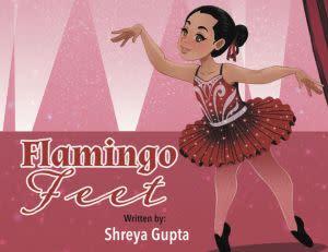 Award-Winning Children's book — Flamingo Feet