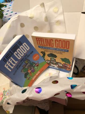 Award-Winning Children's book — Discovering How to Live Low Toxin for Health Set, includes it Feels Good to Feel Good, Learn to Eliminate Toxins Reduce Inflammation and Feeling Great