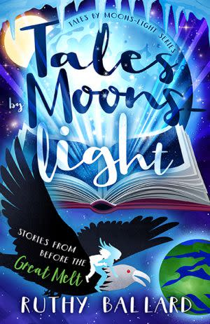 Award-Winning Children's book — Tales by Moons-light