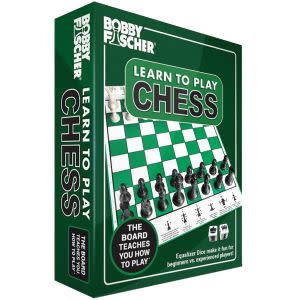 Award-Winning Children's book — Bobby Fischer Learn to Play Chess