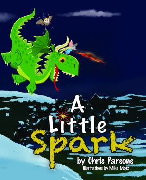 Award-Winning Children's book — A Little Spark