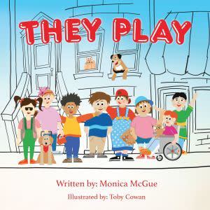 Award-Winning Children's book — They Play