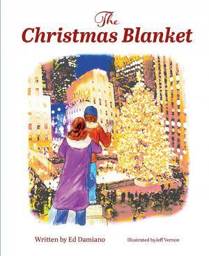 Award-Winning Children's book — The Christmas Blanket