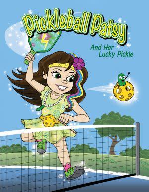 Award-Winning Children's book — Pickleball Patsy