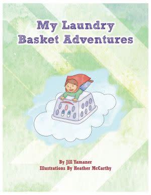 Award-Winning Children's book — My Laundry Basket Adventures