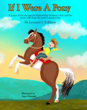 Award-Winning Children's book — If I Were A Pony