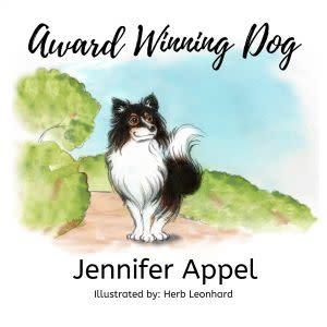 Award-Winning Children's book — Award Winning Dog
