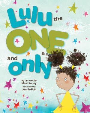 Award-Winning Children's book — Lulu the One and Only