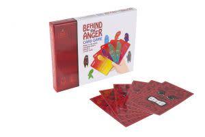 Award-Winning Children's book — Behind The Anger Card Game