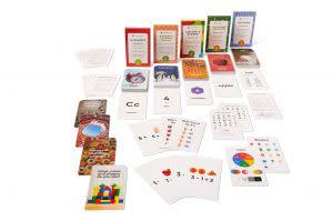 Award-Winning Children's book — Preschool Flash Cards Learning Bundle