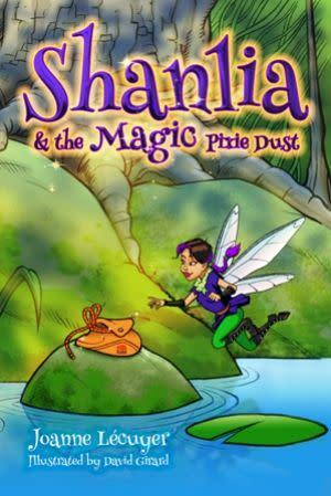 Award-Winning Children's book — Shanlia and the Magic Pixie Dust