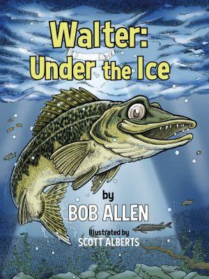 Award-Winning Children's book — Walter: Under the Ice