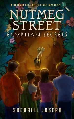 Award-Winning Children's book — Nutmeg Street: Egyptian Secrets