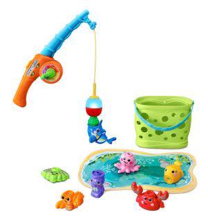Award-Winning Children's book — Jiggle & Giggle Fishing Set™