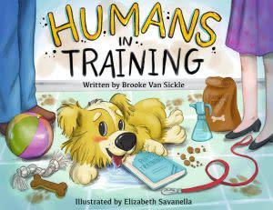 Award-Winning Children's book — Humans In-Training