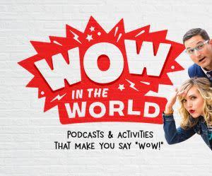 Award-Winning Children's book — Wow in the World