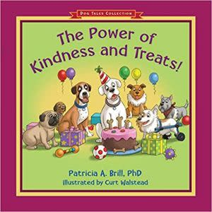 Award-Winning Children's book — The Power of Kindness and Treats!
