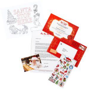 Award-Winning Children's book — Santa Mails A Letter