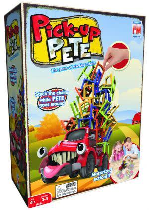 Award-Winning Children's book — Pick Up Pete