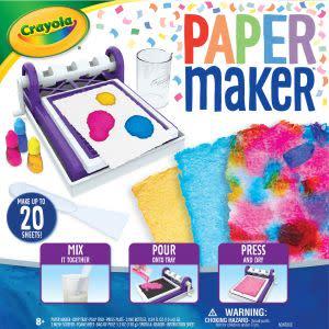 Award-Winning Children's book — Paper Maker