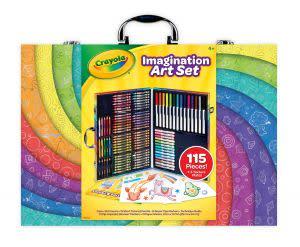 Award-Winning Children's book — Imagination Art Set
