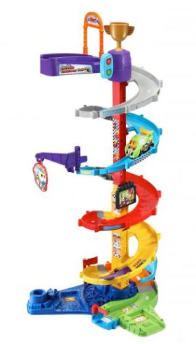 Award-Winning Children's book — Go! Go! Smart Wheels® Ultimate Corkscrew Tower™