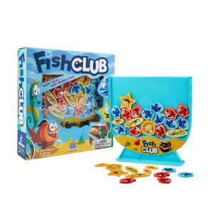Award-Winning Children's book — Fish Club