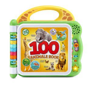 Award-Winning Children's book — 100 Animals Book™