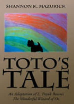 Award-Winning Children's book — Toto's Tale