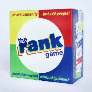 Award-Winning Children's book — THE RANK GAME