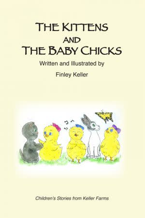 Award-Winning Children's book — The Kittens and the Baby Chicks