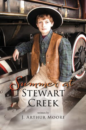 Award-Winning Children's book — Summer at Stewart Creek