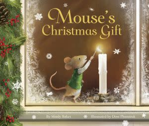 Award-Winning Children's book — Mouse's Christmas Gift