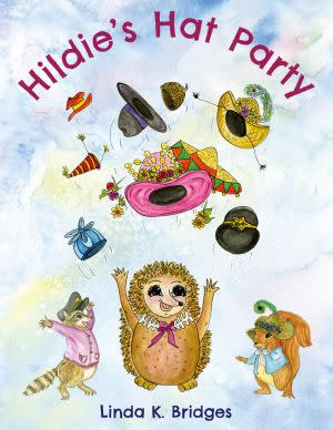 Award-Winning Children's book — Hildie's Hat Party