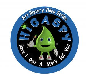 Award-Winning Children's book — HiGASFY Art History Video Series