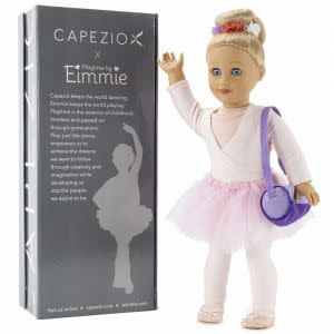 Award-Winning Children's book — Capezio Ballerina Eimmie Doll