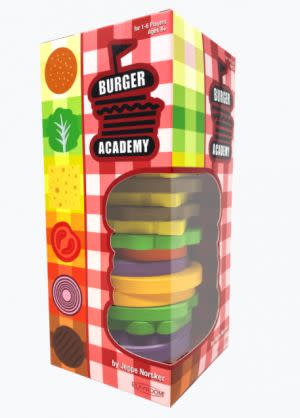 Award-Winning Children's book — Burger Academy